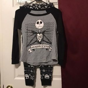 Other - Nightmare before Christmas Sleepwear